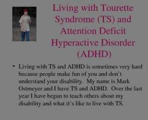 Tourette Syndrome Quotes