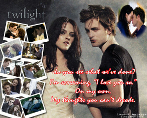 Twilight Quotes Twlight