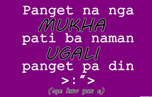 tagalog quotes #quotes #joke quotes #life quotes