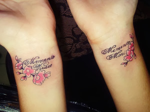 tattoo quotes about being strong