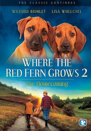 ... the red fern grows part two where the red fern grows part two 1992