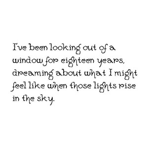 Tangled Quote found on Polyvore