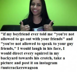 lilly singh funny quote
