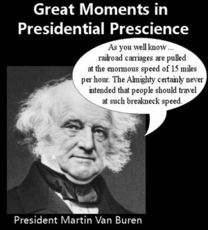 Absurd Presidential Quotes (13 pics)