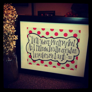 Quotes, Quotes Girls, Handwritten Art, He Make Me Laughing Quotes ...