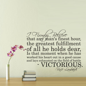 Displaying 15> Images For - Football Quotes Vince Lombardi...