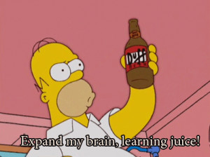 15 tips for that perfect #Dadbod from Homer Simpson