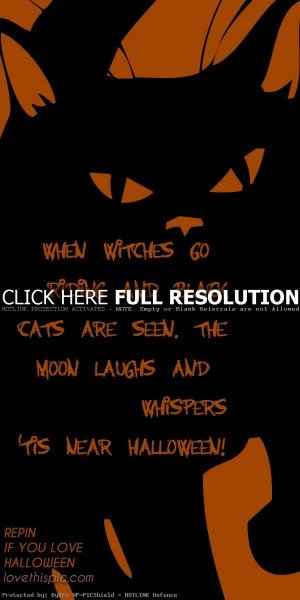 halloween quotes, best, sayings, witches