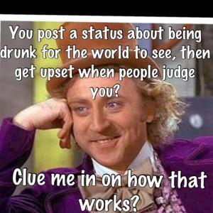 Sarcastic Wonka