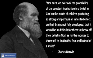 CHARLES DARWIN QUOTES ABOUT LEARNING