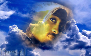 2Pac Shakur Life Goes On Wallpaper - 2pac Wallpaper