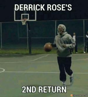 Derrick Rose Injury Jokes , Derrick Rose Funny Pictures , Derrick Rose ...