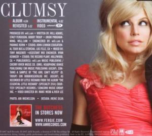 Clumsy Fergie Album