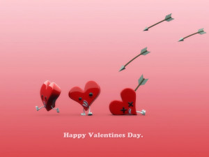 Funny Valentines Day 2014 Quotes Wishes Greetings For Single Friends