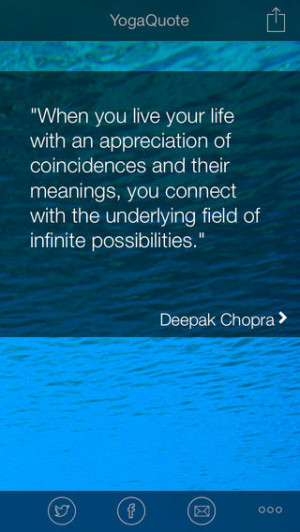 Daily Yoga Quotes - Inspirational Yoga Quote of the Day on the App ...