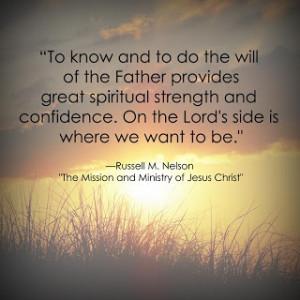 Russell M. Nelson LDS Quote www.sprinklesonmyicecream.blogspot.com