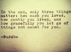 Gotta love Buddha quotes