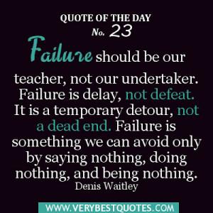do you feel like a failure do you have that feeling like everything ...