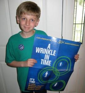 Wrinkle In Time Series