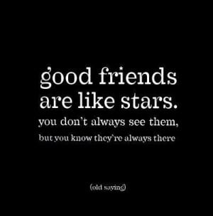 black, friends, quotes, stars