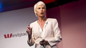 Westpac chief executive Gail Kelly is confident that the acquisition ...