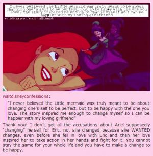 Disney Princess Ariel Quotes Ariel - disney-princess photo