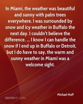 Sunny Weather Quotes