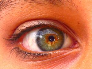 People With Hazel Eyes Personality Hazel eyes by alphanza1