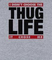 Thug Life Chose Tank...