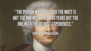 Jean Jacques Rousseau Symbol Jean Jacques Rousseau Famous Quotes