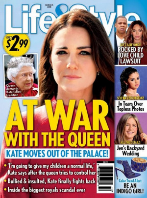 Kate Middleton Furious Queen Elizabeth Banned Commoner Carole ...
