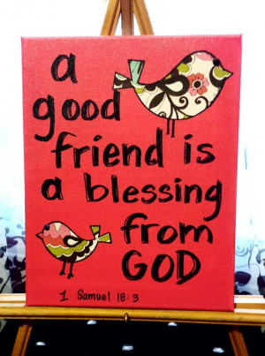 Bible Quotes On Friendship. QuotesGram