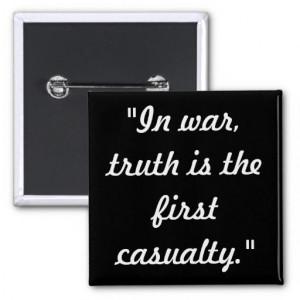 Anti War Quote Button Zazzle