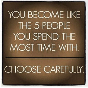 ... company you keep positive individuals need only apply thank you