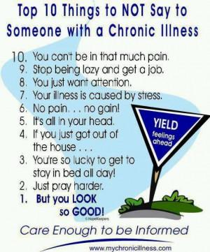 YIELD feelings ahead #Fibromyalgia #health #quotes