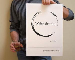 Literary Quotes Illustrations