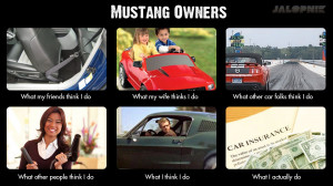 funny mustang jokes