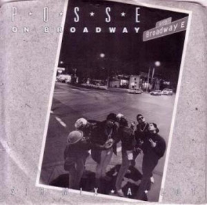 Sir Mix-A-Lot - Posse On Broadway (VLS) (1988.Seattle)