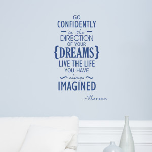 ... magical castle fit only for a princess' room! Girls Room Wall Quote #5