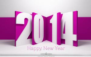 Premium 2014 Happy New Year Wallpapers