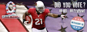 """Patrick Peterson """" Facebook Cover by Alex G."""