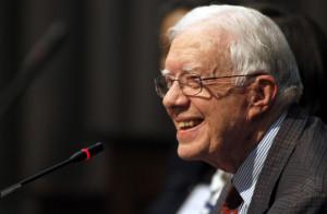 Jimmy Carter Blames World Religions for Global Mistreatment of Women
