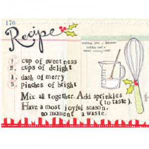 Housewarming Quotes For Cards Curly-girl-designs--recipe-- ...