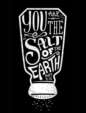 Salt and Light Matthew 5