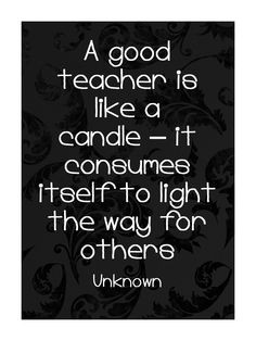 quotes for teachers | Teacher Appreciation Gifts: Teacher quote ...