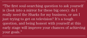 Are You Ready for The Big Stage? An Insider's Guide to Shark Tank—#2