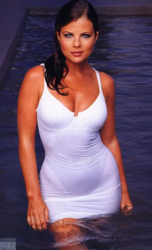 Yasmine Bleeth Quotes