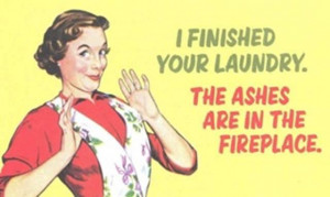 finished your laundry