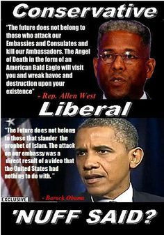 allen west quotes west is 100x s the man oshyt will ever be