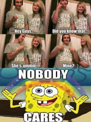 Random nobody cares ^^